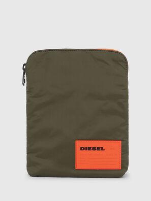 F-DISCOVER CROSS, Dark Green - Crossbody Bags