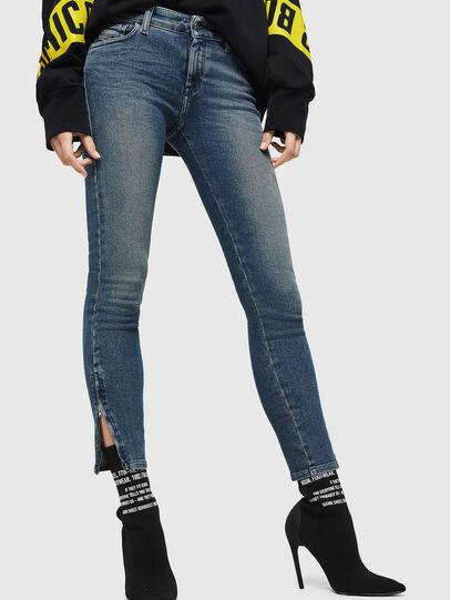 Diesel - Slandy Zip 083AL,  - Jeans - Image 4