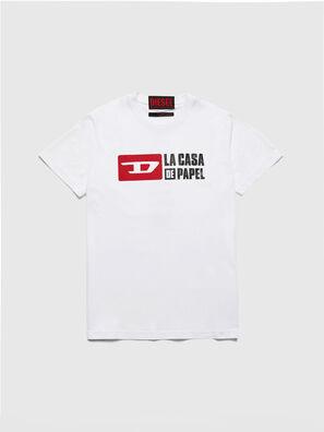 LCP-T-DIEGO-CASA, White - T-Shirts