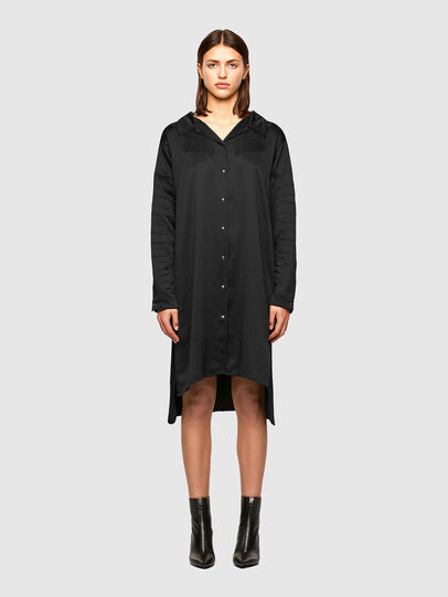 Diesel - D-NIA, Black - Dresses - Image 1