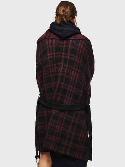 Diesel - M-BOU, Dark Violet - Winter Jackets - Image 2