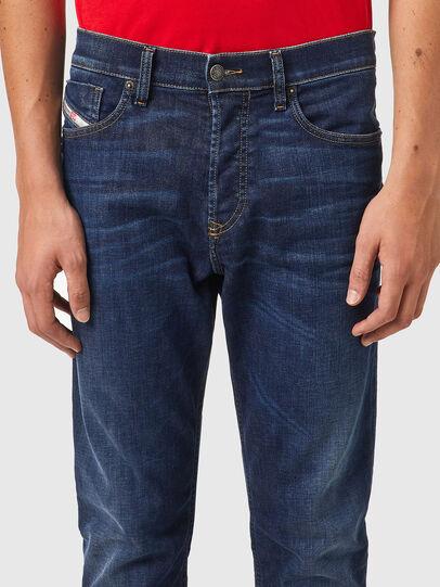 Diesel - D-Fining 009ZU, Dark Blue - Jeans - Image 3