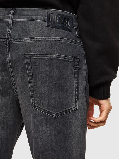 Diesel - D-Fining 069SU, Black/Dark grey - Jeans - Image 4