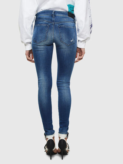 Diesel - Slandy 009IG, Medium blue - Jeans - Image 2
