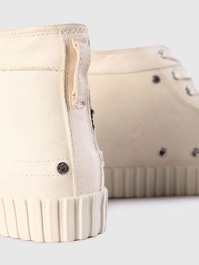 Diesel - S-EXPOSURE CMC W, White - Sneakers - Image 6