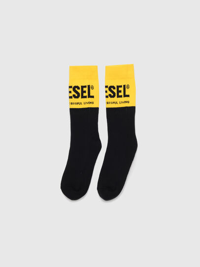 Diesel - SKM-ZRAY, Black/Yellow - Underwear - Image 2