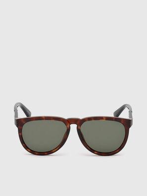 DL0272, Brown - Kid Eyewear