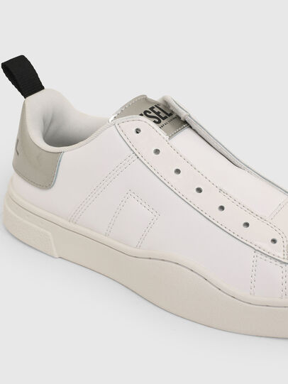 Diesel - S-CLEVER SO W, White/Silver - Sneakers - Image 5