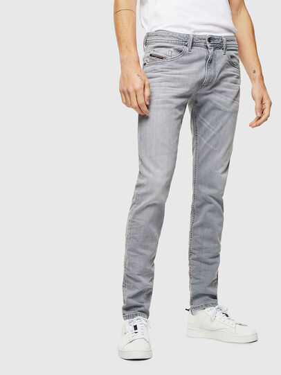 Diesel - Thommer 0890E, Light Grey - Jeans - Image 1