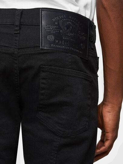 Diesel - D-Strukt 069TH, Black/Dark grey - Jeans - Image 4