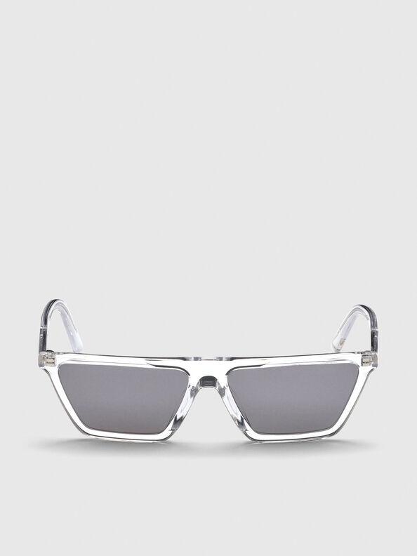 DL0304, White - Sunglasses