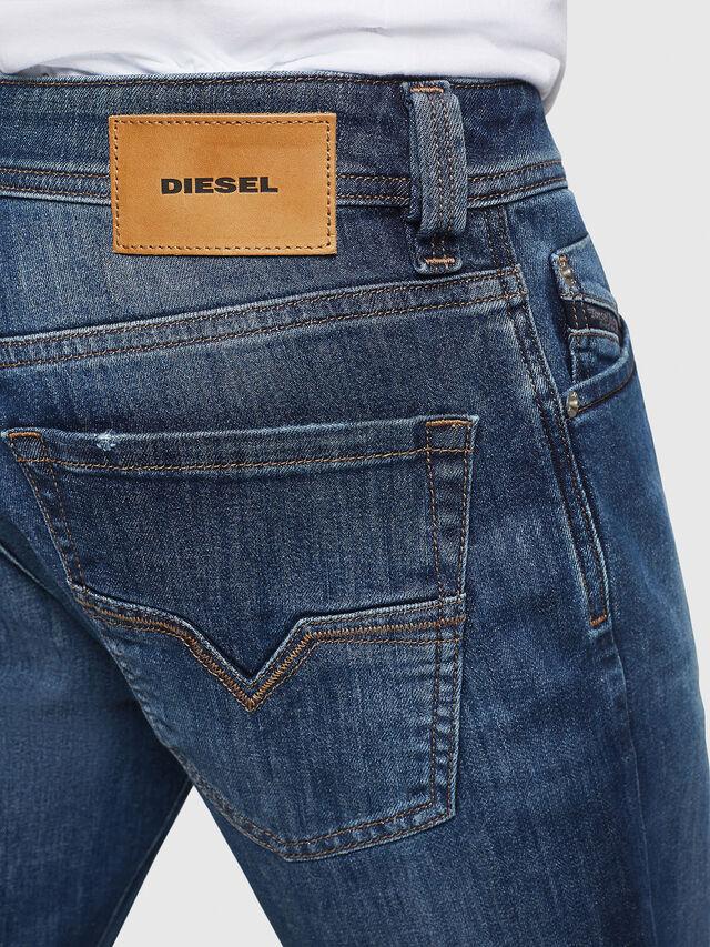 Diesel - Larkee C89AR, Dark Blue - Jeans - Image 3
