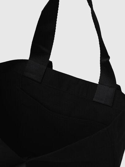 Diesel - LYVENZA, Black/Green - Shopping and Shoulder Bags - Image 4