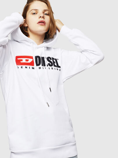 Diesel - F-GIR-HOOD-DIVISION-,  - Sweaters - Image 1