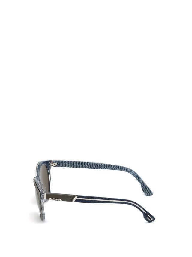 Diesel - DM0199, Green - Eyewear - Image 3