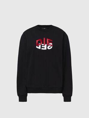 F-ANG-V41, Black - Sweaters