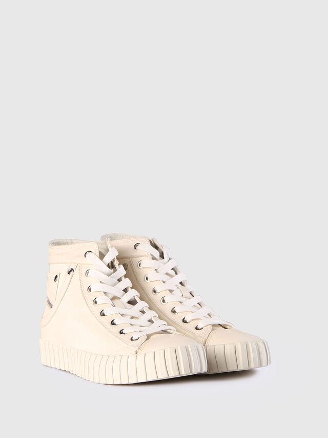 Diesel - S-EXPOSURE CMC W, White - Sneakers - Image 2