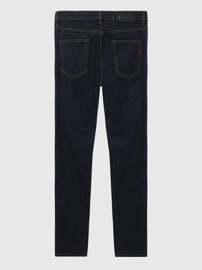 Diesel - D-Strukt A09HF, Dark Blue - Jeans - Image 2