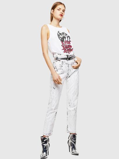 Diesel - T-TRIXY, White - T-Shirts - Image 6