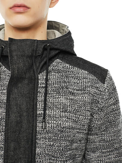 Diesel - KOMO-HOOD,  - Knitwear - Image 3