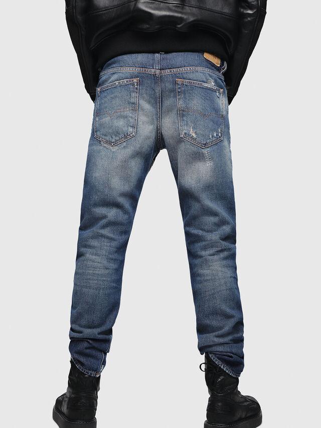 Diesel - Buster 088AQ, Dark Blue - Jeans - Image 2
