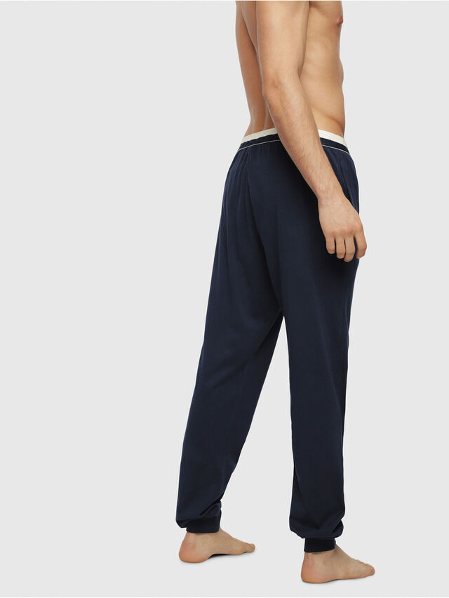 Diesel UMLB-JULIO, Navy Blue - Pants - Image 2