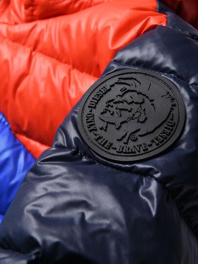 Diesel - JSMITHB, Blue/Orange - Jackets - Image 3