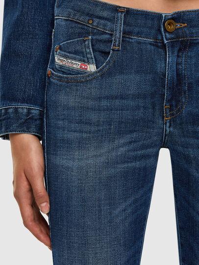 Diesel - D-Ebbey 086AM, Medium blue - Jeans - Image 3