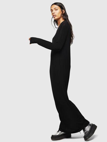 Diesel - D-RIBONET, Black - Dresses - Image 1