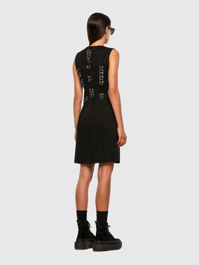 Diesel - D-PHILO, Black - Dresses - Image 7
