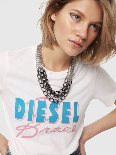 Diesel - T-SILY-C2,  - T-Shirts - Image 3