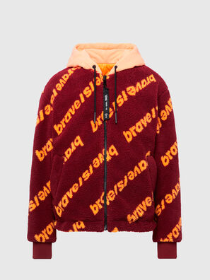W-DEMOREO, Brown - Winter Jackets