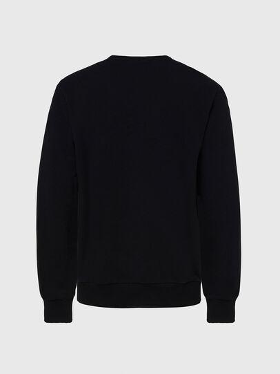 Diesel - S-GIRK-CUTY, Black - Sweaters - Image 2