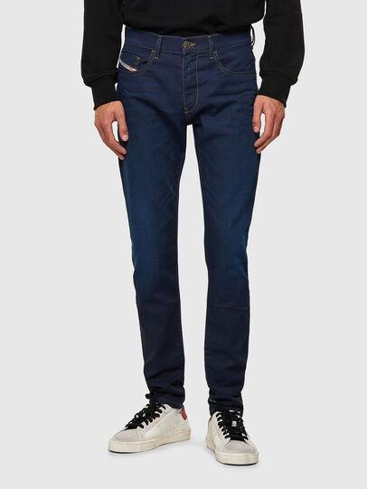 Diesel - D-Strukt JoggJeans® Z69VZ, Dark Blue - Jeans - Image 1