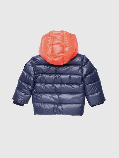Diesel - JSMITHB, Blue/Orange - Jackets - Image 2