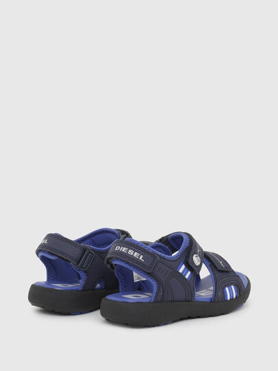Diesel - S-ANDAL CH, Blue - Footwear - Image 3