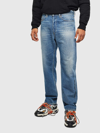 Diesel - D-Macs 009BT, Light Blue - Jeans - Image 1