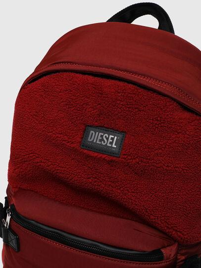 Diesel - ORTENSYA, Red - Backpacks - Image 7