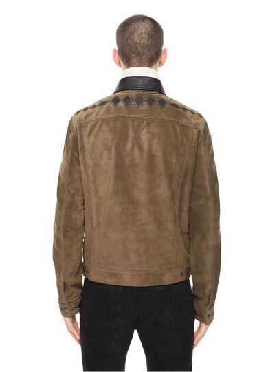 Diesel - LYRICH,  - Leather jackets - Image 2