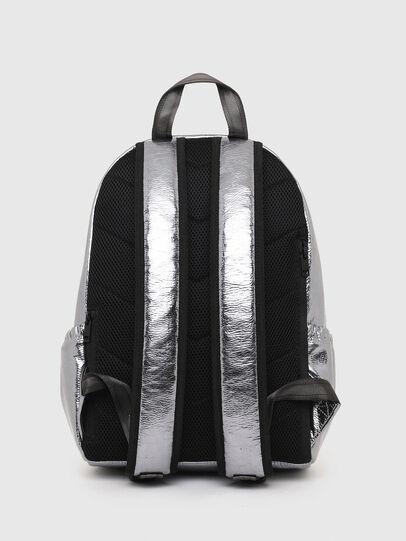 Diesel - F-BOLD BACK III, Silver - Backpacks - Image 2
