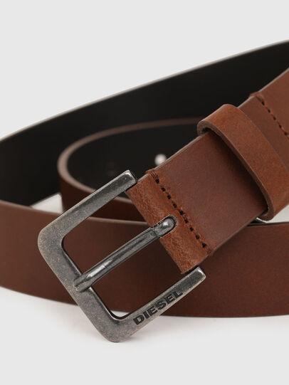 Diesel - B-PET, Brown - Belts - Image 2