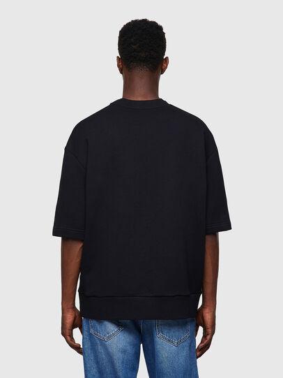 Diesel - S-COOLING-B1, Black - Sweaters - Image 2