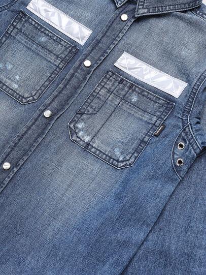 Diesel - CFRED, Medium blue - Shirts - Image 3