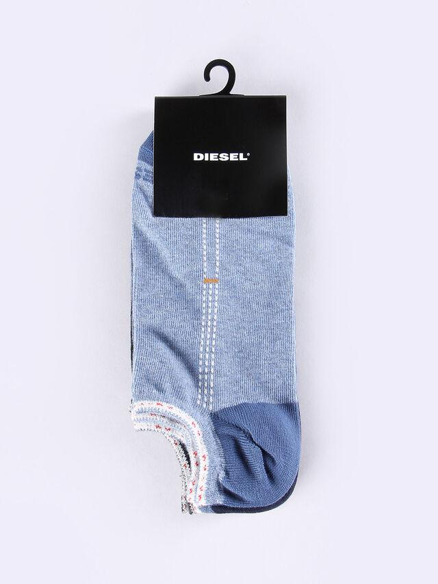 SKM-GOST-THREEPACK, Blue Jeans