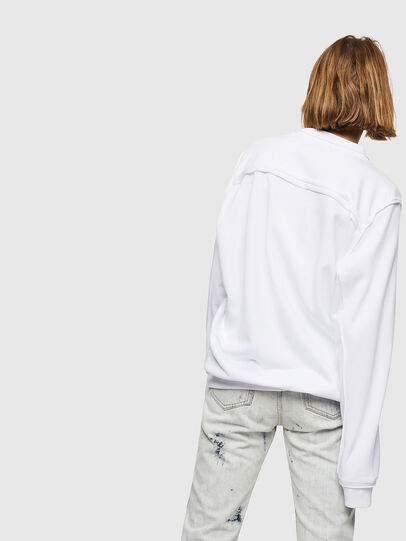 Diesel - F-LYANY-E, White - Sweaters - Image 2