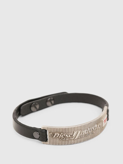 Diesel - A-PIASTRY, Black - Bijoux and Gadgets - Image 2