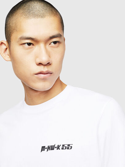 Diesel - T-JUST-B31,  - T-Shirts - Image 3