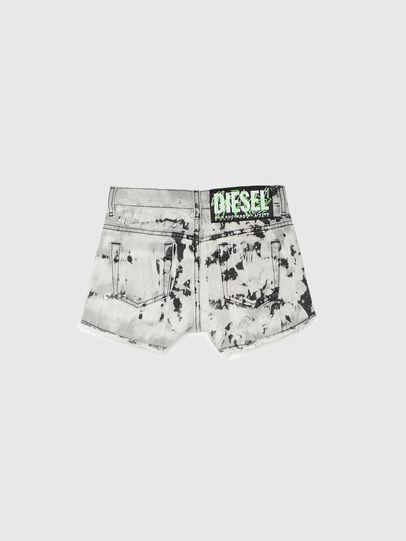 Diesel - PRIFTY, White/Black - Shorts - Image 2
