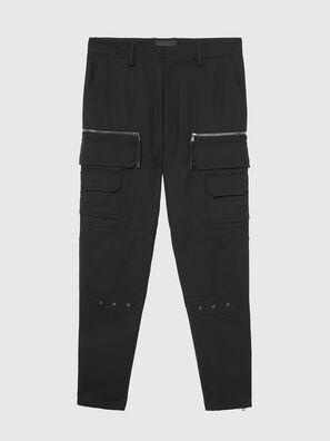 P-CAR-ANT, Black - Pants