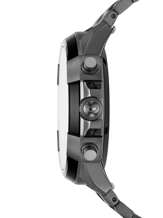 Diesel - DT2004, Metal Grey - Smartwatches - Image 4